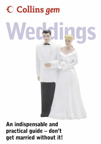 9780007145041: Weddings (Collins Gem)