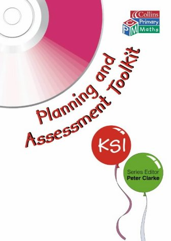 9780007145195: Collins Primary Maths - KS1 Planning and Assessment Toolkit