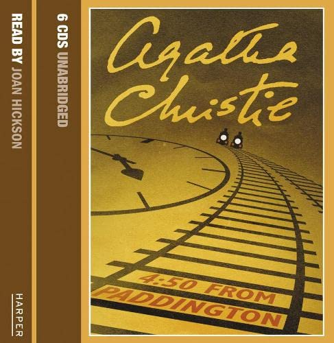 9780007145317: 4.50 from Paddington: Complete & Unabridged (Agatha Christie Signature Edition)