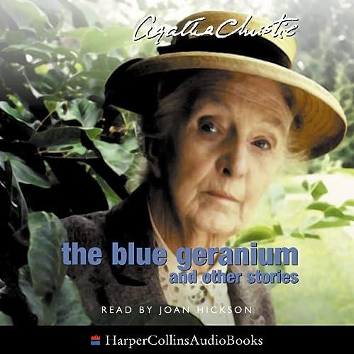 9780007145379: The Blue Geranium: Complete & Unabridged (The Agatha Christie collection: Marple)