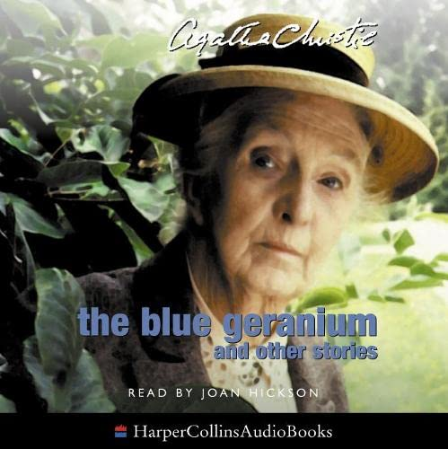 9780007145379: The Blue Geranium & Other Stories: Unabridged (The Agatha Christie Collection: Marple)