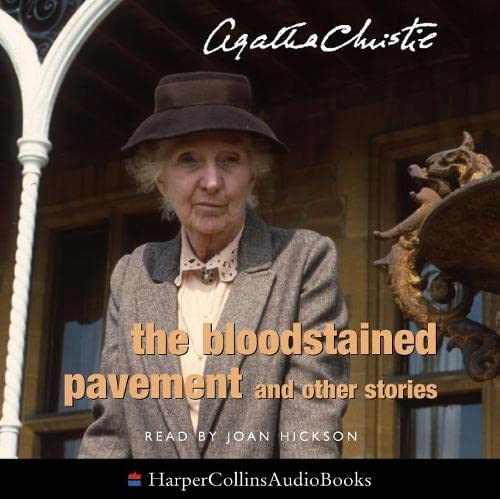 9780007145386: The Bloodstained Pavement: Complete & Unabridged (The Agatha Christie Collection: Marple)