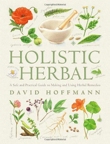 9780007145416: Holistic Herbal: A Safe and Practical Guide to Making and Using Herbal Remedies