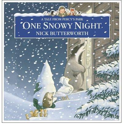 9780007145867: One Snowy Night