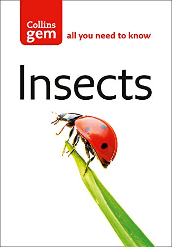 9780007146246: Collins Gem Insects: Identify Bugs, Beetles, Bees and Much More