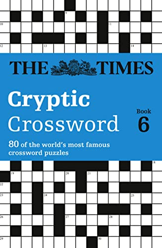 9780007146260: The Times Crossword Book 6 (Bk. 6)
