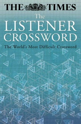 9780007146321: The Times Listener Crossword Book 1: Bk. 1