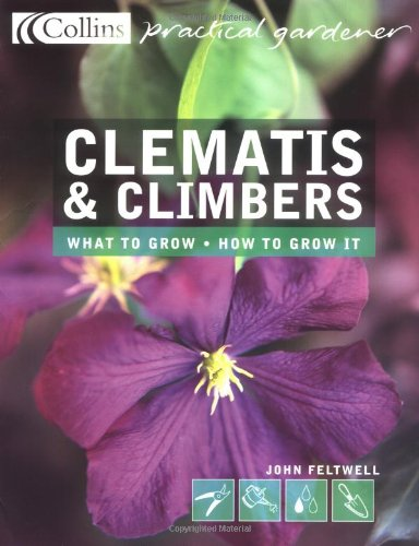 9780007146529: Clematis and Climbers (Collins Practical Gardener)