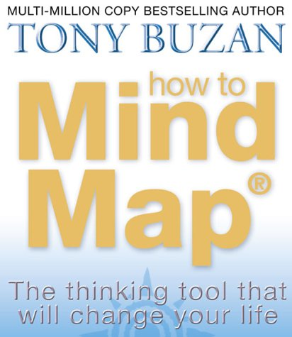 9780007146840: How to Mind Map: The Ultimate Thinking Tool That Will Change Your Life