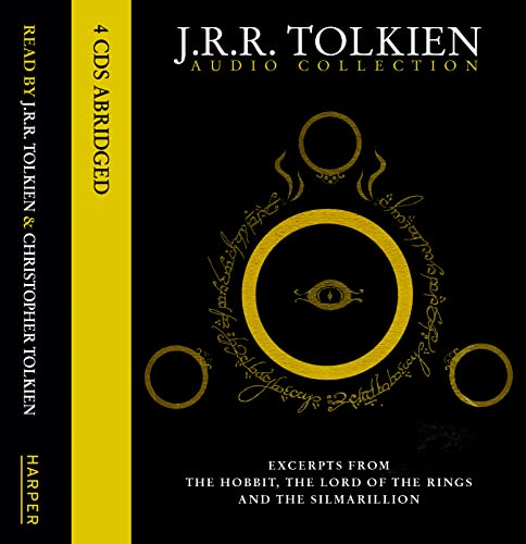 9780007147014: The Tolkien Audio Collection