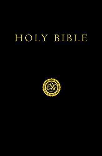 9780007147076: Holy Bible: English Standard Version (ESV): ESV Cross-reference (Bible Esv)
