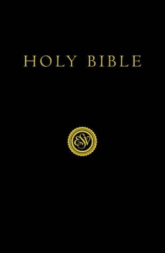 9780007147083: Holy Bible: English Standard Version (ESV): ESV Cross-reference (Bible Esv)