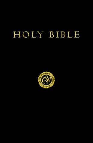 9780007147083: Holy Bible: English Standard Version (ESV): ESV Cross-reference