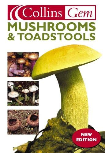 9780007147120: Collins Gem - Mushrooms and Toadstools
