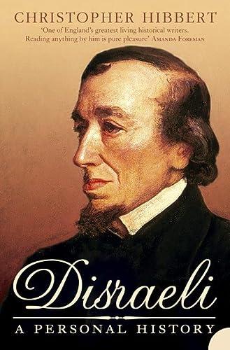 9780007147182: Disraeli: A Personal History