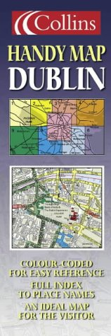 9780007147496: Handy Map Dublin
