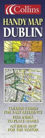 9780007147496: Dublin Handy Map