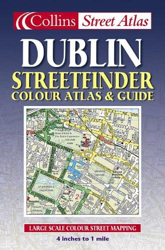 9780007147519: Dublin Streetfinder Colour Atlas and Guide