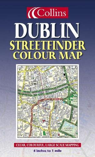 9780007147526: Dublin Streetfinder Colour Map