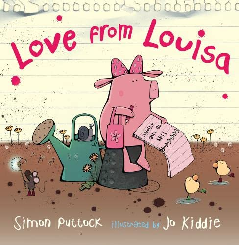 Love from Louisa: Puttock, Simon