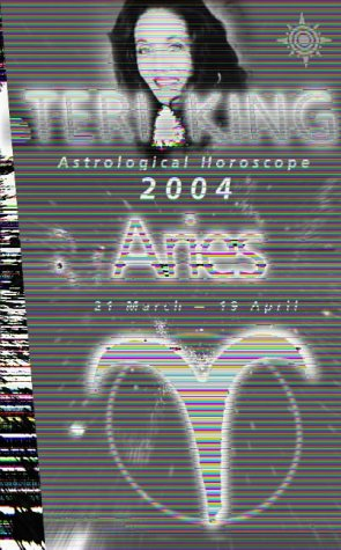 9780007147779: Teri King's Astrological Horoscope for 2004: Aries