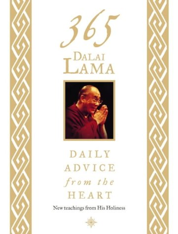 9780007147977: 365 Dalai Lama: Daily Advice from the Heart