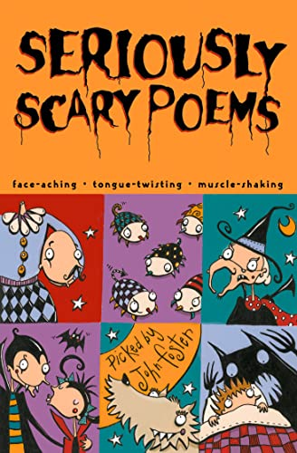 9780007148011: Seriously Scary Poems