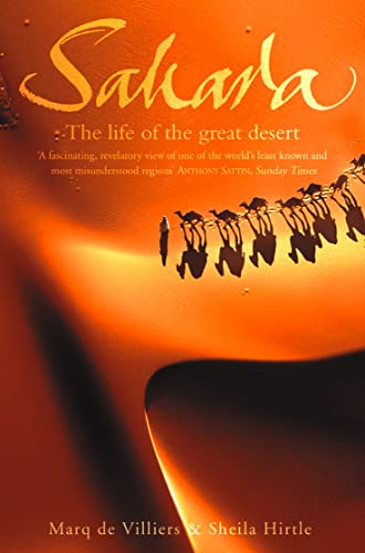 9780007148219: Sahara: The Life of the Great Desert