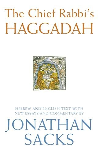 Commentary english essay haggadah hebrew jonathan new rabbi sackss text