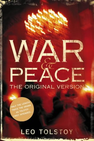 9780007148370: War and Peace: Original Version