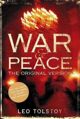 9780007148370: War and Peace: Original Version