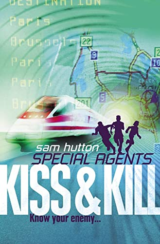 9780007148455: Kiss and Kill (Special Agents, Book 4)