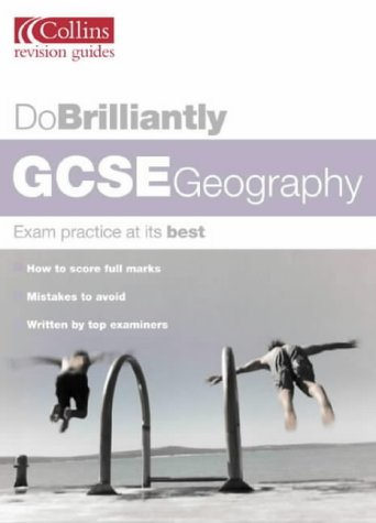 9780007148585: Do Brilliantly At - GCSE Geography