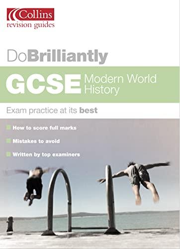 9780007148592: Do Brilliantly At - GCSE Modern World History