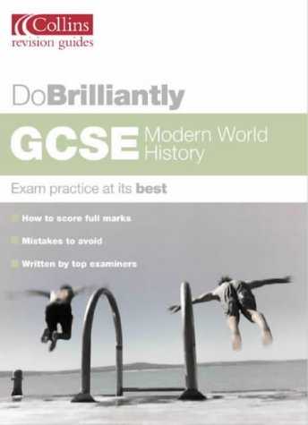 9780007148592: Do Brilliantly At ? GCSE Modern World History