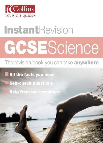 9780007148653: GCSE Science: Instant Revision (Collins Study & Revision Guides)