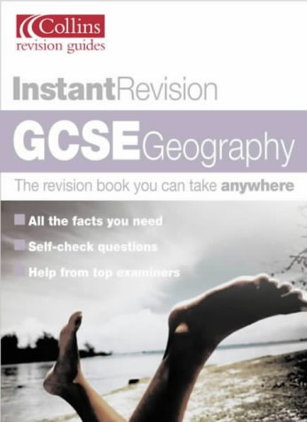 9780007148660: Instant Revision - GCSE Geography (Collins Study & Revision Guides)