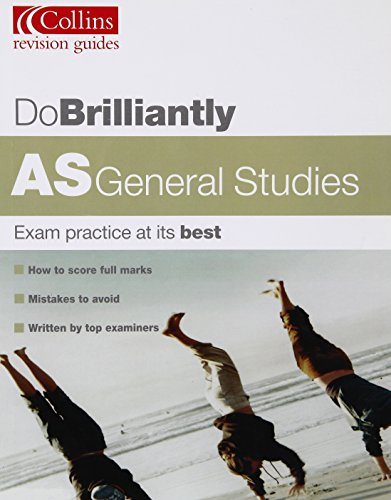 9780007148752: AS General Studies (Do Brilliantly at...)