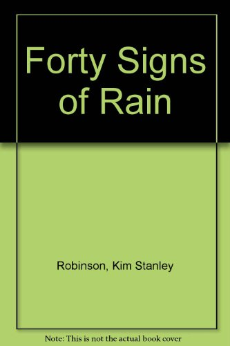 9780007148875: Forty Signs of Rain