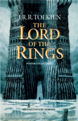 9780007149100: The Lord of the Rings Poster Collection 2 (No. 2)