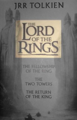 9780007149131: The Lord of the Rings trilogy - one volume hardback (movie cover)