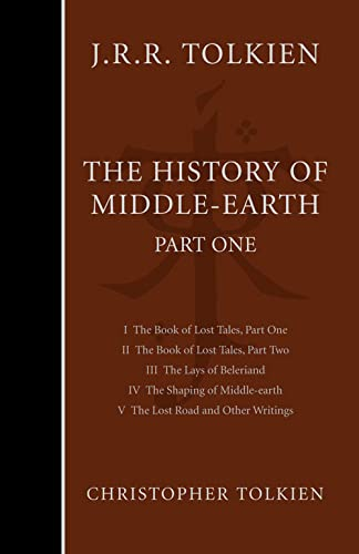 9780007149155: The History of Middle-earth: Part 1 (Pt.1)