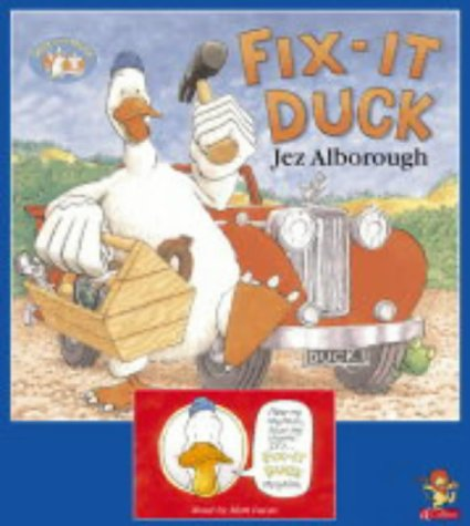 Fix-it Duck (0007149263) by Alborough, Jez