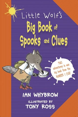 9780007149315: Little Wolf?s Big Book of Spooks and Clues