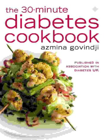 9780007149711: The 30-Minute Diabetes Cookbook