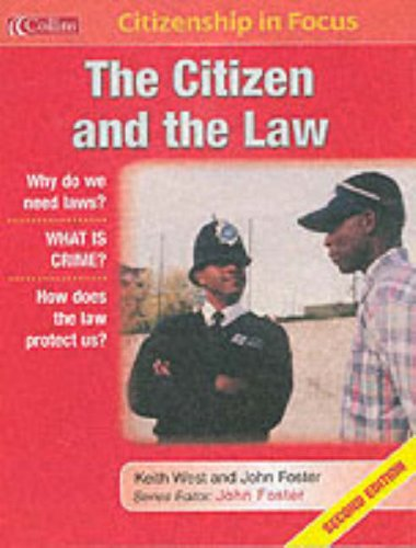 9780007149797: Citizenship in Focus - The Citizen and the Law