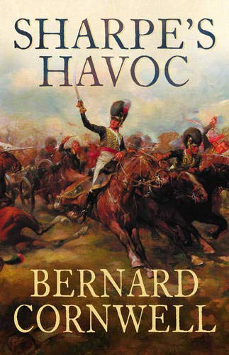 Sharpe's Havoc (0007149867) by Bernard Cornwell