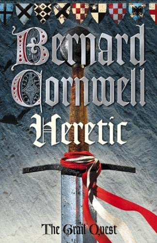 9780007149889: Heretic (The Grail Quest, Book 3)