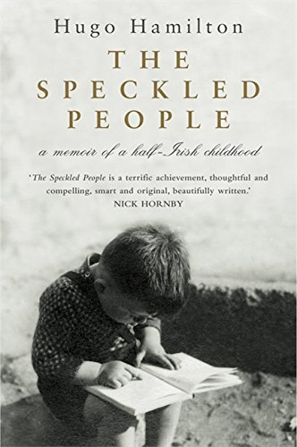 The Speckled People (First Edition, inscribed to Mel Gussow, dated in the year of publication)