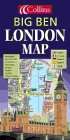 9780007150007: London Big Ben Map